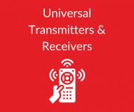 Universal Transmitters & Receivers