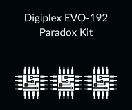 Digiplex EVO-192 Paradox Kit